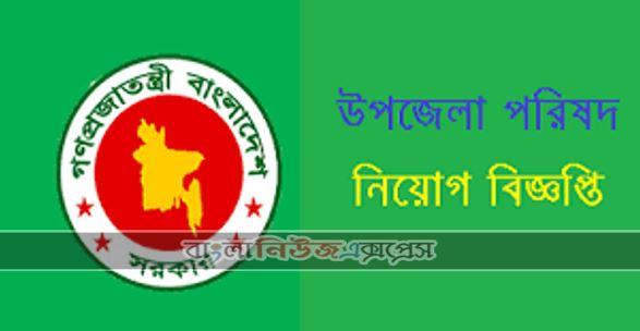 Upazila Parishad Office Job Circular 2020