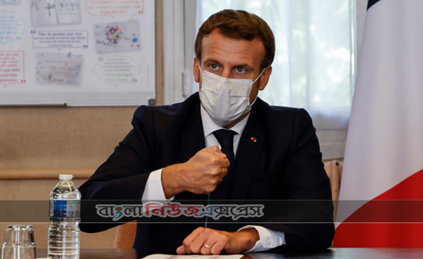 French President Emmanuel Macron is infected with the corona virus