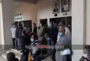 বার কাউন্সিলের পরীক্ষা বর্জন আইন শিক্ষানবিশদের, প্রশ্ন 'কঠিন'