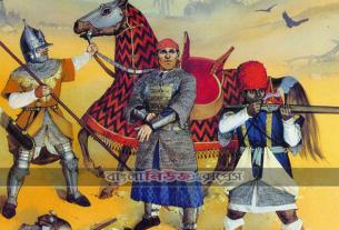 মামলুক ৯ম শ্রেণির বাংলাদেশ ও বিশ্বপরিচয় বইয়ের ৬ষ্ঠ অধ্যায়ে 'মামলুক