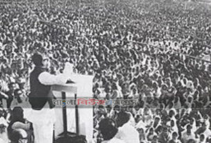 7th March of the Father of the Nation Bangabandhu has played a vast role to gain the independence in 1971?