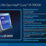 ইন্টেল অফিসিয়াল Core i9 11900k